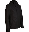 Icebreaker Men's Coastal Boulder Hood black